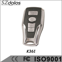 Good quality Blue light Cheap car 433mhz remote control code scan remote controllers for car alarm, central door lock
