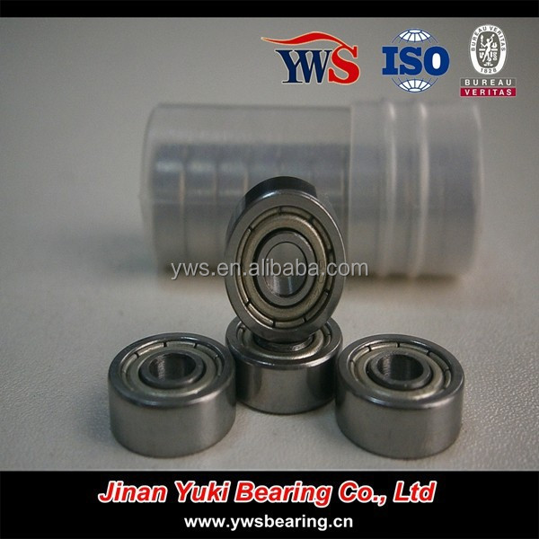 deep groove ball bearing 626zz for sewing machine