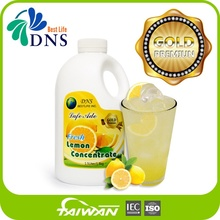 DNS BestLife taiwan lemon and lime frozen juice concentrate