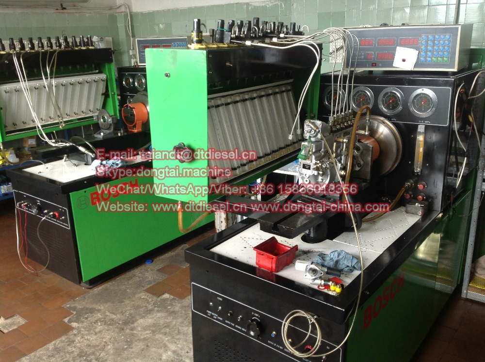 12PSB Well received green bosch eps 815 test bench-DT