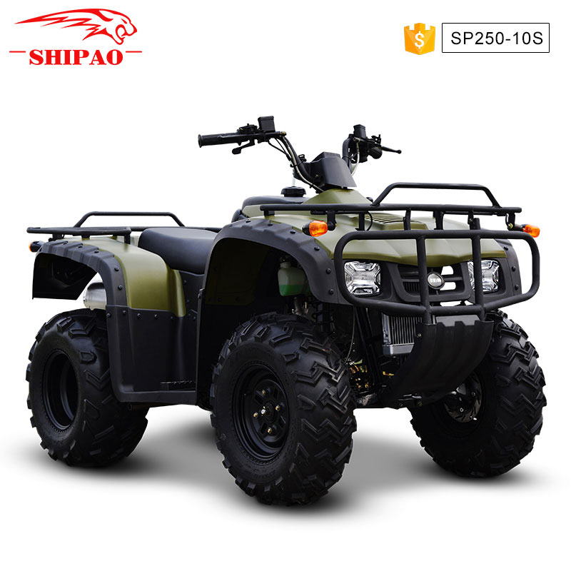 SP250-10 Shipao Conquer the mountain atv quad 250cc 500cc