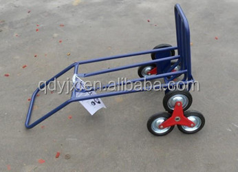 convenient tools 6 wheel shopping cart for climbing stair