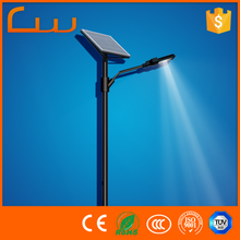 100w polycrystal cells suitable price street led solar lamps