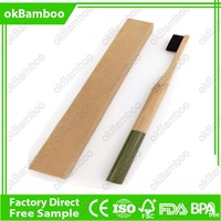 Bamboo Charcoal Toothbrush For Teeth Wehitening