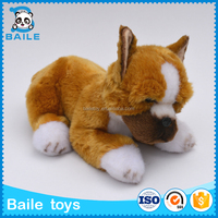 Plush animal sound dog plush toys
