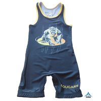 Custom sublimated wrestling bibs,wrestling bodysuit, wrestling team wear