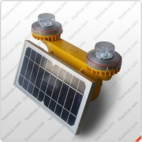 LT602U solar power system double flashing light new product