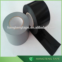 2016 best sale black pvc adhesive rubber pipe wrapping insulation tape