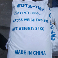 99% fast delivery crystal powder EDTA supplier