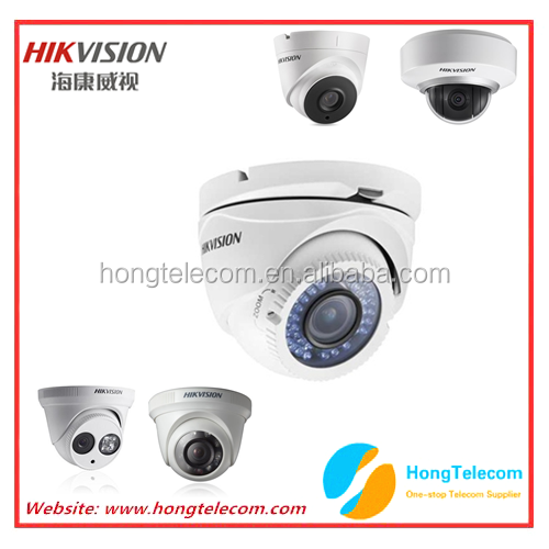 HIKVISION HD720P Indoor IR Turret Camera DS-2CE56C0T-IR