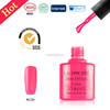 New arrival LACOMCHIR nail arts design, private label nail polish, soak off uv gel polish