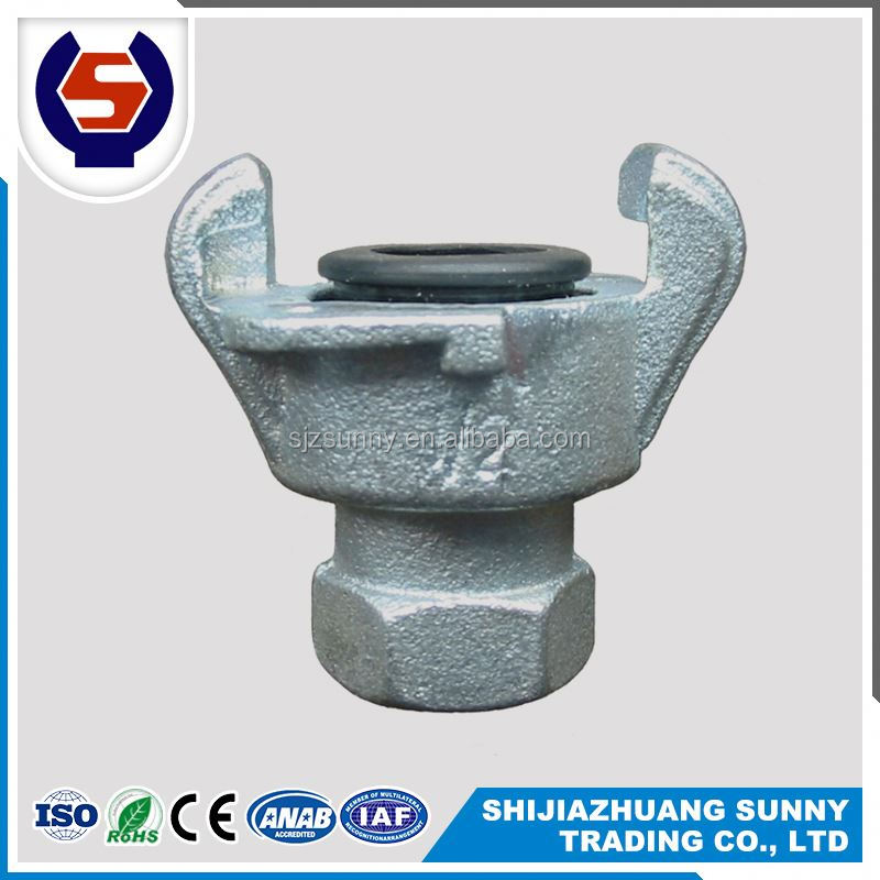 Wholesale Hard American Round Double Bolt Hose Clamps