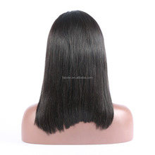 Premier high quality customized wigs , 7A Grade human hair full lace wig