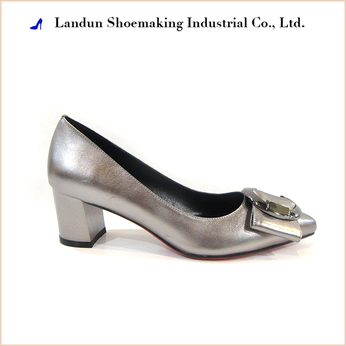 Fashion flat heel Italian ladies shoes alibaba lady shoes 2015