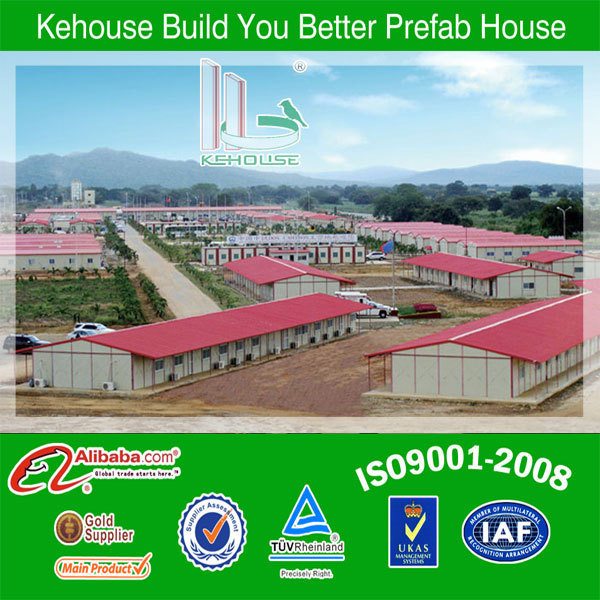 Good shipping-container-homes-for-sale green home building cheap prefab house on construction site