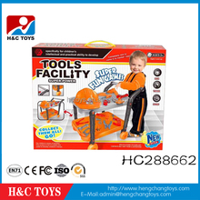 Pretend toy kids super power tool set,funny plastic tool set toy HC288662