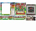 Lucky PK Mario Game Machine Kits / Fruit King / casino machine slot coin operated gambling