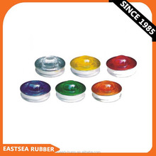 Different Colors 360 Degree Road Glass Small Round Reflectors