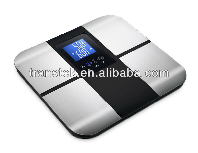 Body Composition and Body Fat Monitor Bathroom Scale