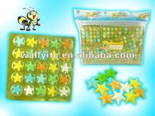 25 star shape press candy