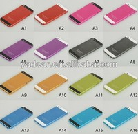 good price back cover case for iphone 5 / 5g