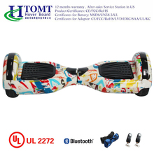 2017 hot sale wholesale electric hoverboard self-balancing scooter