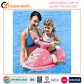 PVC inflatable pool motor rider, inflatable kids water floats motor rider