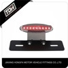 China supplier motorcycle parts tdh led rear light street bike with bracket