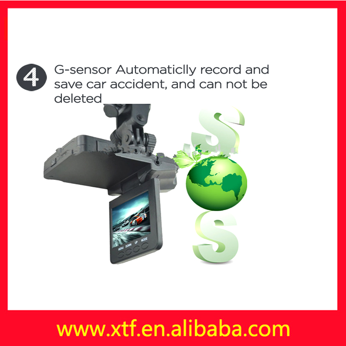 "2.5 ""TFT screen yahoo com email car driver recorder hd car DVR camera"
