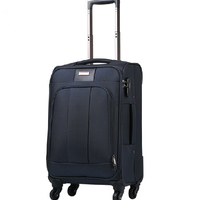Perfect Business Pu Travel Trolley Luggage