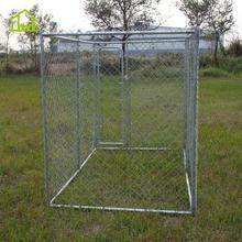 Chain Link Wire Large Iron Fence Pet Dog Kennel