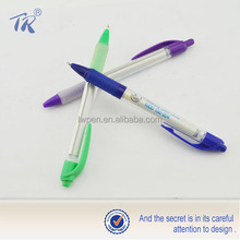 Advertising Logo Customized Plastic Disposable Ballpoint Pen