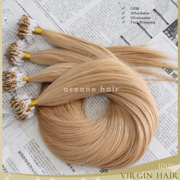 OCEANE HAIR Hotsale royale micro thin weft hair extension