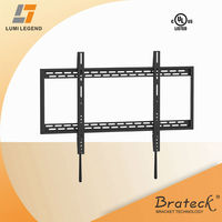 "GS,UL approved slim lcd tv wall mount for 60""~100"" large size screen"