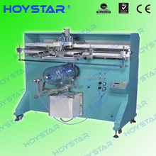 GW-5A Semi auto screen round object printing machine for water bucket