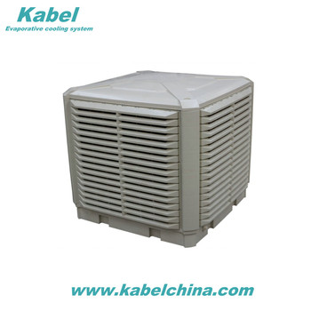 Airflow 18000m3/h axial 100% copper motor evaporative air cooler