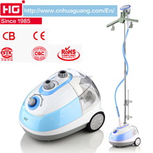 Amazon Hot Sell QY20 220V fashion standing garment steamer housing vertical steam iron