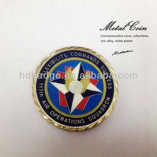2015 challenge coin/gold coin /coin for sale