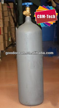 8L Argon Gas Cylinder with Valve , Gas Oxygen, Argon, Nitrogen For Industry with Low price