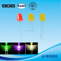 Wholesale super bright 8mm led diode