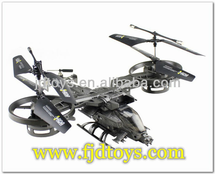 New model 2012 avatar airplane