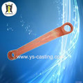 CUSTOM SHELL MOLD CASTING HT200 WRENCH