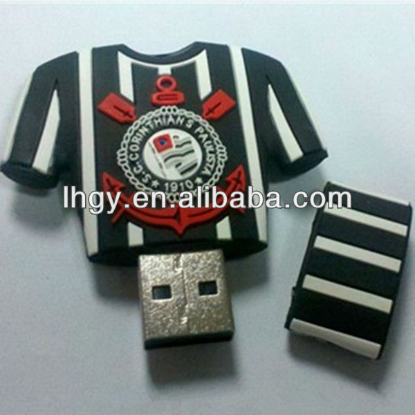 Latest design Football World Cup high speed 2gb OEM Jersey usb(LH-1175)