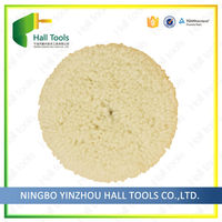 Natural Wool Drywall Granite Polishing Pads