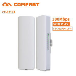 COMFAST CF-E312A Best Selling Products 5.8Ghz Data Entry 300mbps wireless radio CPE Outdoor Wifi Access Point/Wireless CPE