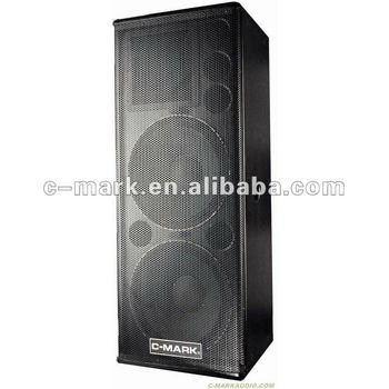 Ft06 Dual 15'' Concert Stage Speaker,Pro Audio - Buy ...
