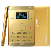 DIHAO AIEK M3 Single SIM MP3 + GPRS Mobile Positioning function Touch Keyboard Mini Mobile Phone