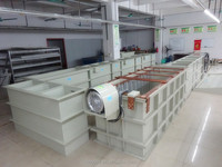 Feiyide electroplating tank for rack nickel galvanizing machine