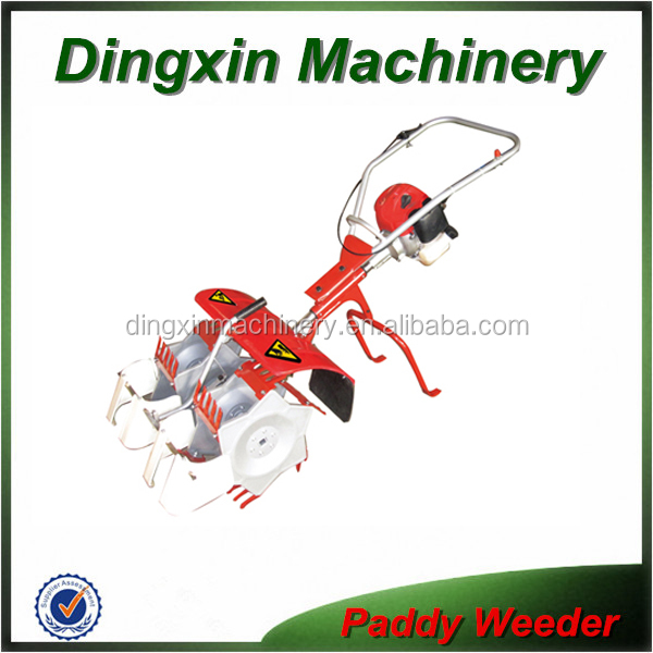 chinese factory of rotary weeder with gasoline engine