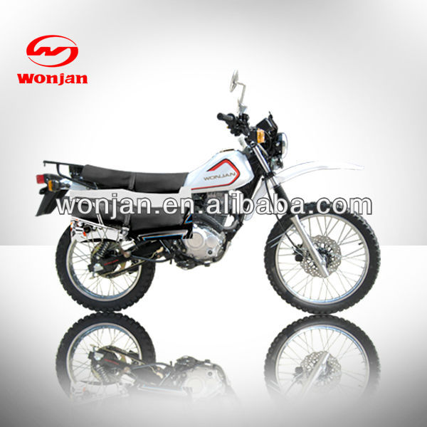 Less fuel consumption and two wheel high power bike WJ150GY-F